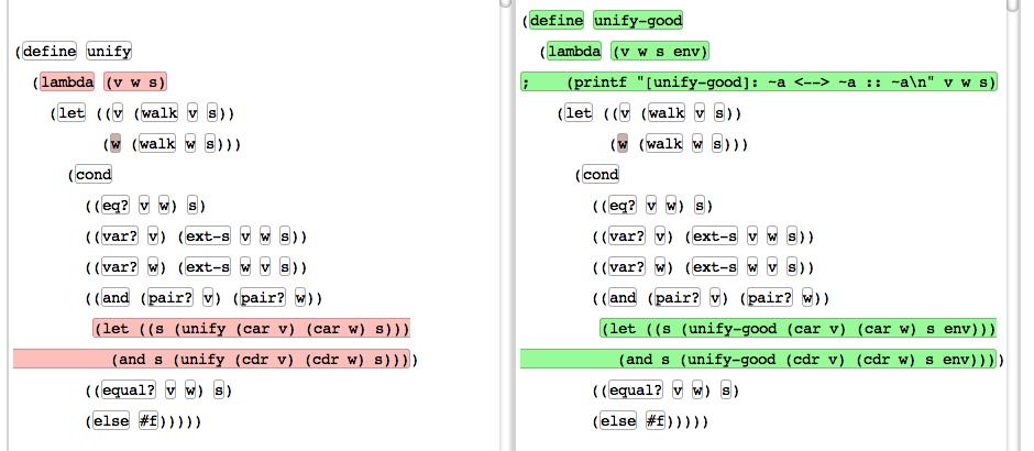 ydiff - 结构化的程序比较
